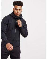 C P Company - Mens Goggle Softshell Jacket Black - Lyst