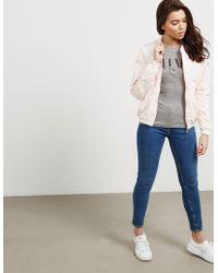 Pyrenex - Womens Jasmin Lightweight Jacket Pink - Lyst