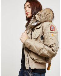 Parajumpers - Gobi Short Jacket - Lyst