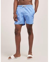 Barbour - Victor Swim Shorts - Lyst
