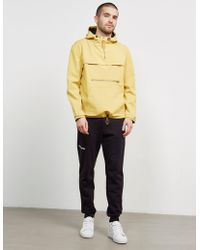 Armor Lux - Mens Smock Overhead Jacket Yellow - Lyst