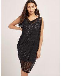 Vivienne Westwood - Womens Fortune Lace Dress Black - Lyst