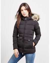 Pyrenex - Womens Authentic Soft Padded Jacket Black - Lyst
