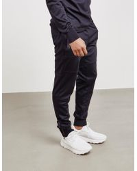 PS by Paul Smith - Mens Double Face Joggers Navy Blue - Lyst