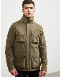 Belstaff - Mens Trialmaster Jacket Green - Lyst