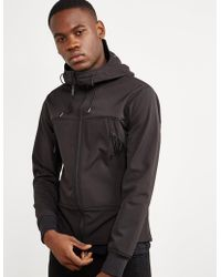 C P Company - Mens Shell Lightweight Jacket Black - Lyst