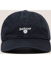 Barbour - Mens Cascade Sports Cap Navy Blue - Lyst