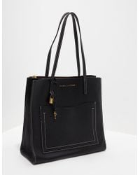 Marc Jacobs - Grind T Pocket Tote - Lyst