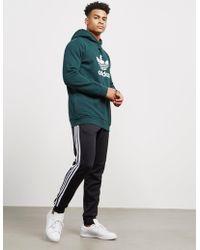 e4ecac9892a9 adidas Originals Mens Superstar Track Pants Green in Green for Men ...