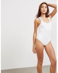 Calvin Klein Bodysuit White