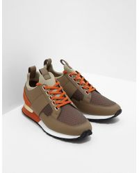 Mallet - Southgate Trainers Green - Lyst
