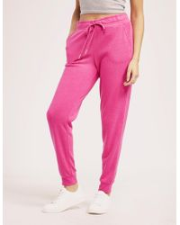 Juicy Couture Relax Lounge Pant Pink