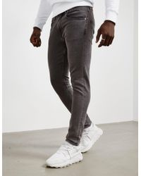 Calvin Klein 056 Tapered Jeans Gray