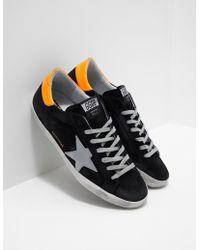 Golden Goose Deluxe Brand - Superstar Sneakers Black - Lyst
