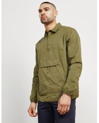 Penfield - Mens Adelanto Overhead Overshirt - Online Exclusive Olive/olive - Lyst