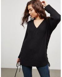 Rag & Bone - Ivy V-neck Knit - Lyst