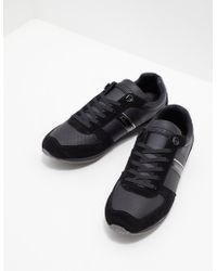 Versace Jeans - Mens Linea Fondo Running Black - Lyst