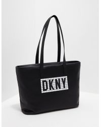 DKNY - Tilly Tile Tote - Lyst