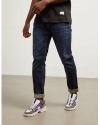 Calvin Klein 058 Slim Tapered Jeans Blue