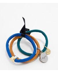 Marc Jacobs - Womens Pony Bracelet Set Multi - Lyst