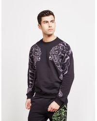 Iuter Nepal Crew Sweatshirt Black