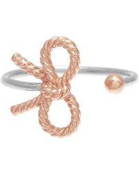 Olivia Burton | Vintage Bow Ring | Lyst