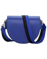 Liebeskind - Mixed Saddle Bag - Lyst