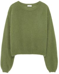 American Vintage Mitibird Jumper - Green