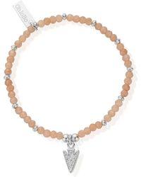 ChloBo - Cherabella Arrow Head Bracelet - Lyst