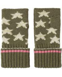 Becksöndergaard - Ember Lurex Star Gloves - Lyst