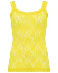 Hanky Panky - Unlined Lace Cami - Lyst