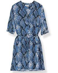 Pyrus - Valetta Silk Dress - Lyst