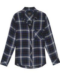 Rails - Hunter Checked Shirt - Lyst