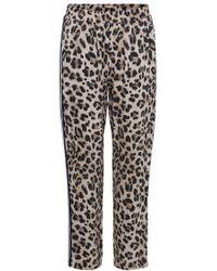 Custommade• - Edea Leopard Trousers - Lyst