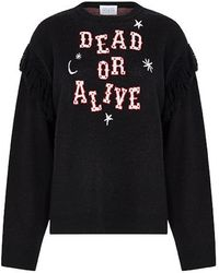 Hayley Menzies - Dead Or Alive Jumper - Lyst