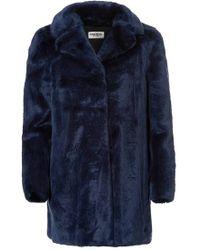Essentiel - Obechian Faux Fur Coat - Lyst
