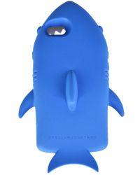 Stella McCartney - Shark Iphone 6 Case - Lyst 110739332