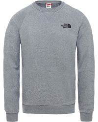 The North Face - Raglan Simple Dome Sweater - Lyst