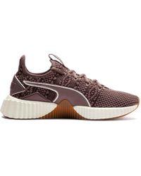 PUMA - Defy Luxe Sneaker - Lyst