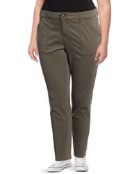 Lord & Taylor - Plus Utility Skinny Pants - Lyst