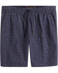 Black & Brown - Drawcord Shorts - Lyst