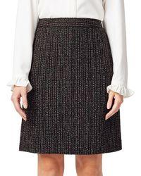 Precis Petite | Petite Tweed Boucle Skirt | Lyst