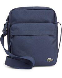 Lacoste - Top Zip Crossbody Bag - Lyst