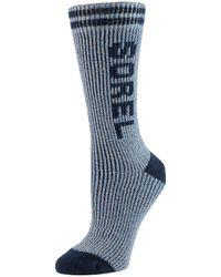 Sorel - Water-repellent Crew Socks - Lyst