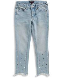 Material Girl | Rhodia Studded Skinny Jeans | Lyst