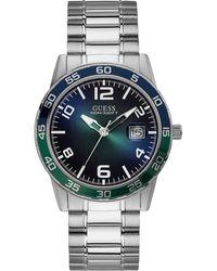 Guess - Recruit Horloge - Lyst