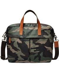 Fossil - Buckner Top-zip Workbag - Lyst