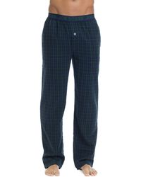 Joe Boxer - Cotton Flannel Pyjama Pants - Lyst