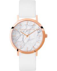 Christian Paul - Unisex Analog Marble Bondi Watch - Lyst