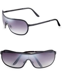 Dockers - 72mm Shield Sunglasses - Lyst